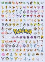 Pokemon Puzzel (500 stukjes)-2