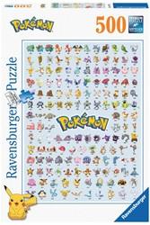 Pokemon Puzzel (500 stukjes)