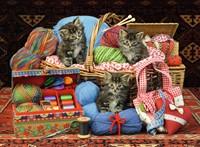 Wollige Katjes Puzzel (500 stukjes)-2