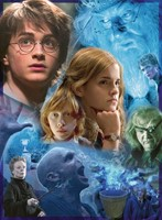 Harry Potter - Harry in Hogwarts Puzzel (500 stukjes)-2