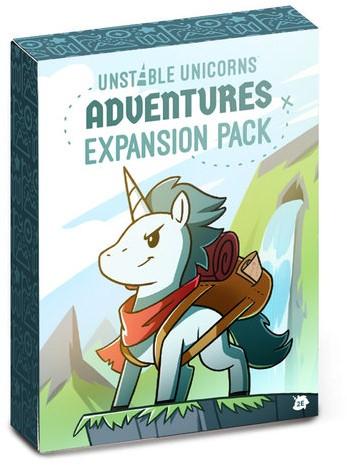 Unstable Unicorns - Adventures Expansion Pack