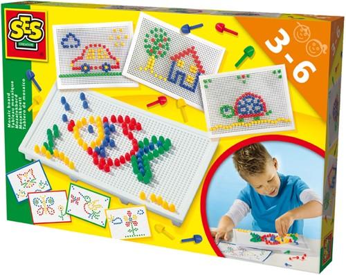SES - Mozaiekbord