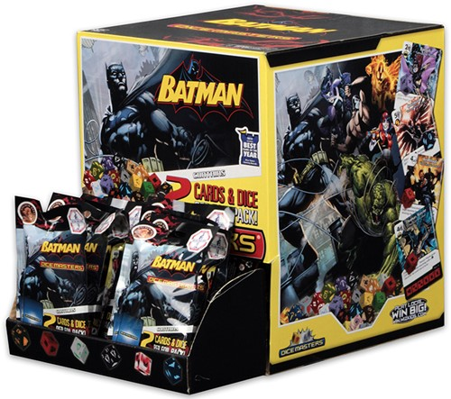 DC Comics Dice Masters - Batman Boosterpack
