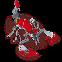 SES Metalen Constructieset - Kruipende Dieren-3