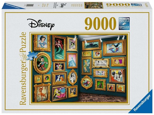 Disney Multiproperty Puzzel (9000 stukjes)