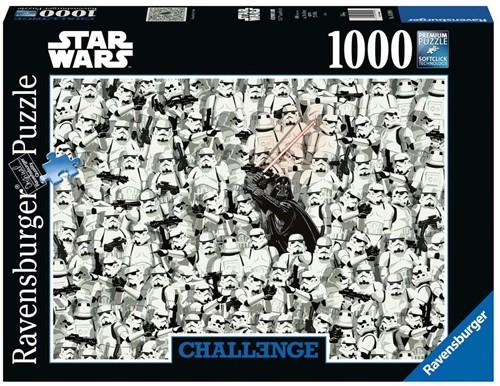 Challenge Puzzel - Star Wars (1000 stukjes)