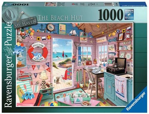 Het Strandhuis Puzzel (1000 stukjes)