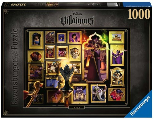 Villainous - Jafar Puzzel (1000 stukjes)