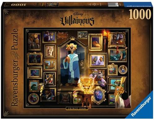 Villainous - Prince John Puzzel (1000 stukjes)