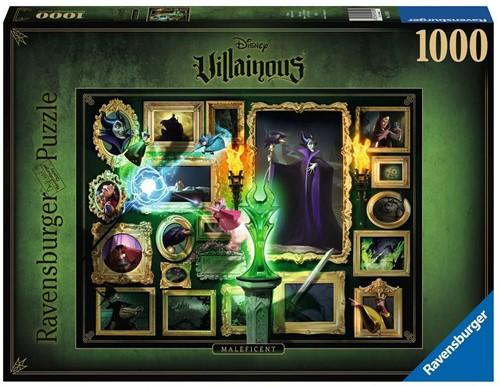 Villainous - Malificent Puzzel (1000 stukjes)