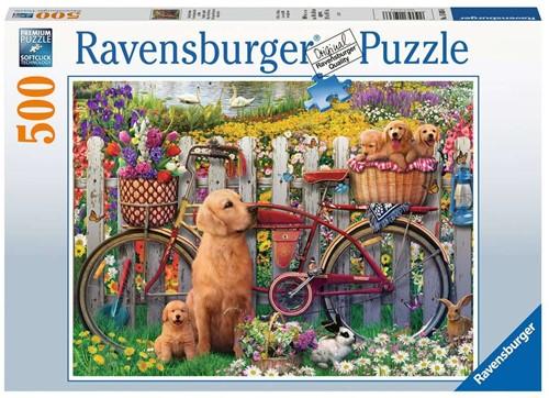 Dagje uit in de Natuur Puzzel (500 stukjes)