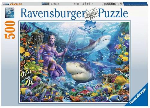 Heerser van de Zee Puzzel (500 stukjes)