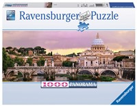 Rome Panorama Puzzel