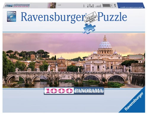Rome Panorama Puzzel-1