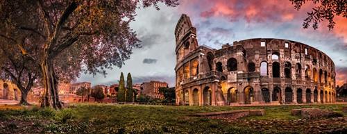 Europese Wonderen Panorama Puzzel (1000 stukjes)-2
