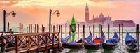 Gondels In Venetie Puzzel (1000 stukjes)-2