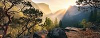 Yosemite Park puzzel (1000 stukjes)-2
