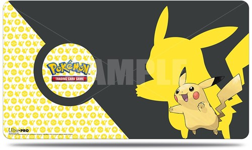 Pokemon Playmat - Pikachu 2019