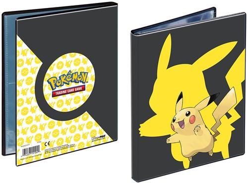 Pokemon - Pikachu 2019 4-Pocket Verzamelmap