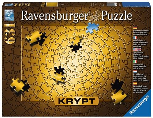 Krypt Gold Puzzel (631 stukjes)