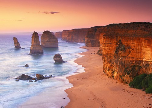 Great Ocean Road Australië Puzzel (1000 stukjes)-2