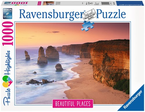 Great Ocean Road Australië Puzzel (1000 stukjes)