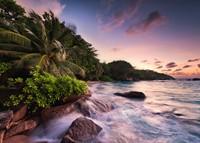 Eiland Praslin, Seychellen Puzzel (1000 stukjes)-2
