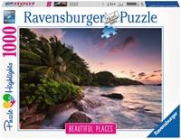 Eiland Praslin, Seychellen Puzzel (1000 stukjes)