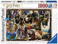 Harry Potter - Harry tegen Voldemort Puzzel (1000 stukjes)