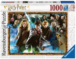 Harry Potter - De Tovenaarsleerling Puzzel (1000 stukjes)