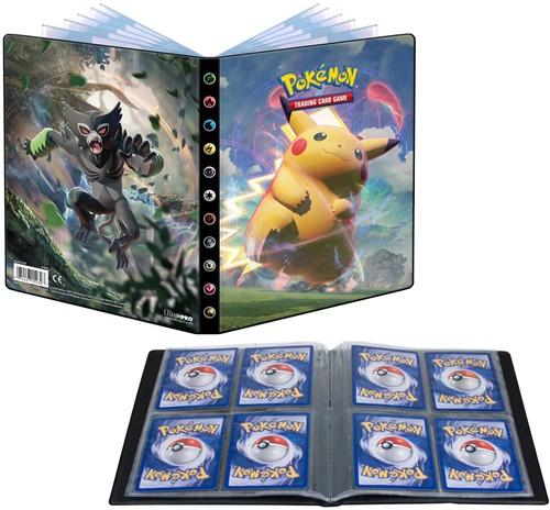 Pokemon 4-Pocket Portfolio - Sword & Shield Vivid Voltage