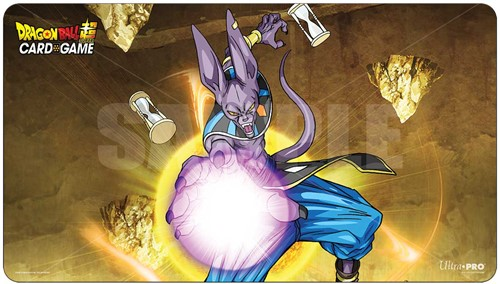 Dragon Ball Super - Playmat Beerus
