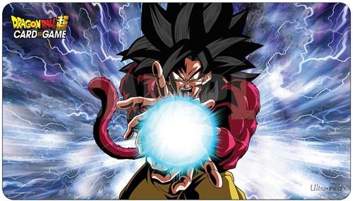 Dragon Ball Super - Playmat Super Saiyan 4 Goku