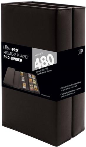 Premiere Playset Pro-Binder - Zwart