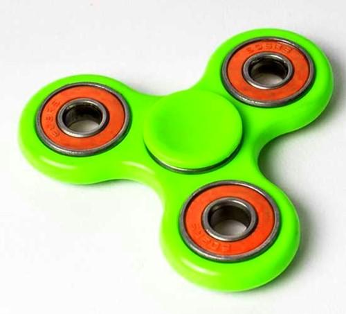 Fidget Spinner Met 4 Lagers - Groen
