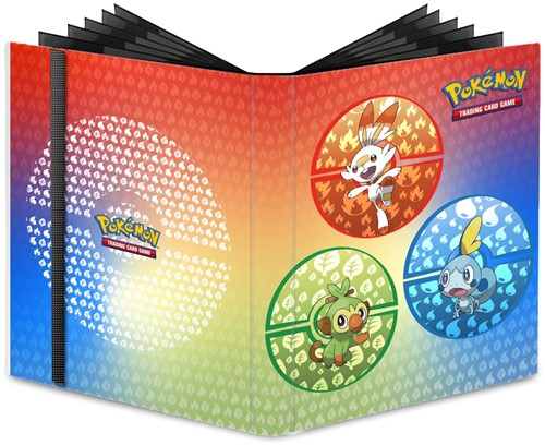 Pokemon Pro-Binder - Galar Starters