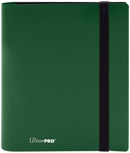 Pro-Binder 4-Pocket Eclipse Donker Groen