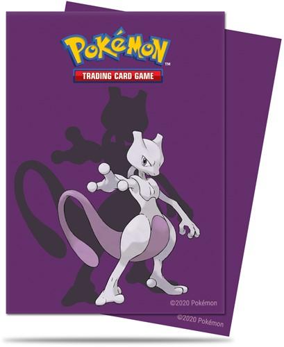 Pokemon Sleeves - Mewtwo (65 stuks)