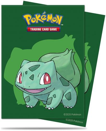 Pokemon Sleeves - Bulbasaur (65 stuks)