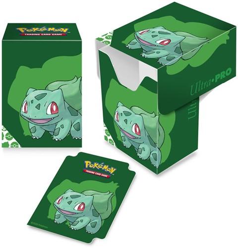 Pokemon Deckbox - Bulbasaur