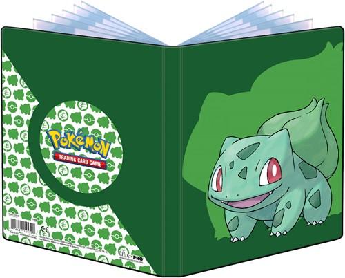 Pokemon 4-Pocket Portfolio - Bulbasaur
