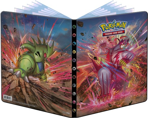 Pokemon 9-Pocket Portfolio - Sword & Shield Battle Styles
