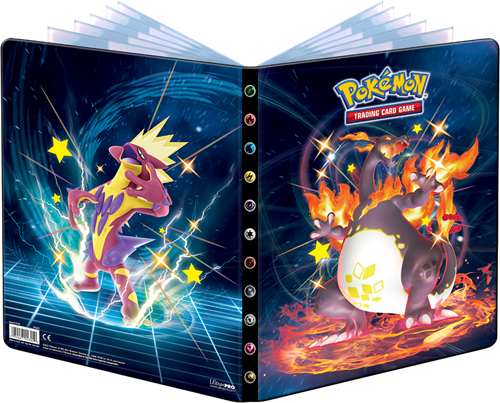 Pokemon - Shining Fates Verzamelmap 9-Pocket
