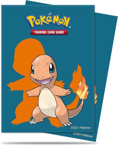 Pokemon Sleeves - Charmander (65 stuks)