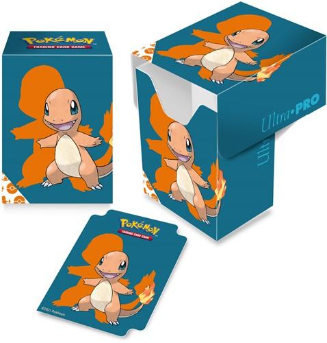 Pokemon Deckbox - Charmander