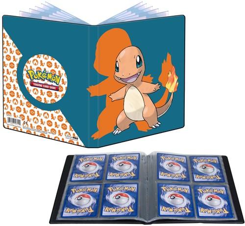 Pokemon 4-Pocket Portfolio - Charmander