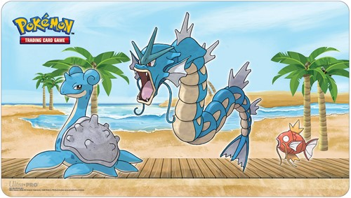 Pokemon Playmat - Gallery Series Seaside