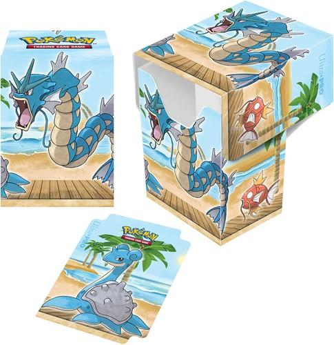 Pokemon Deckbox - Gallery Series Seaside