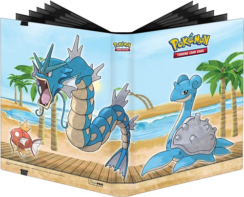 Pokemon 9-Pocket Pro-Binder - Gallery Series Seaside