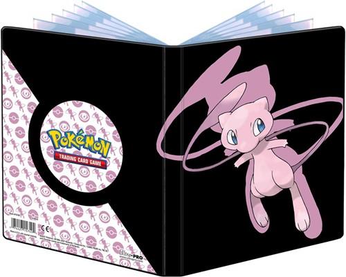 Pokemon 4-Pocket Portfolio - Mew